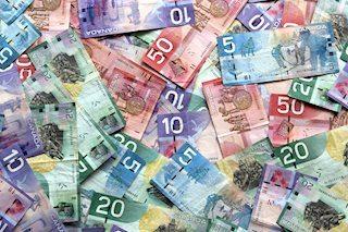 cad dollars