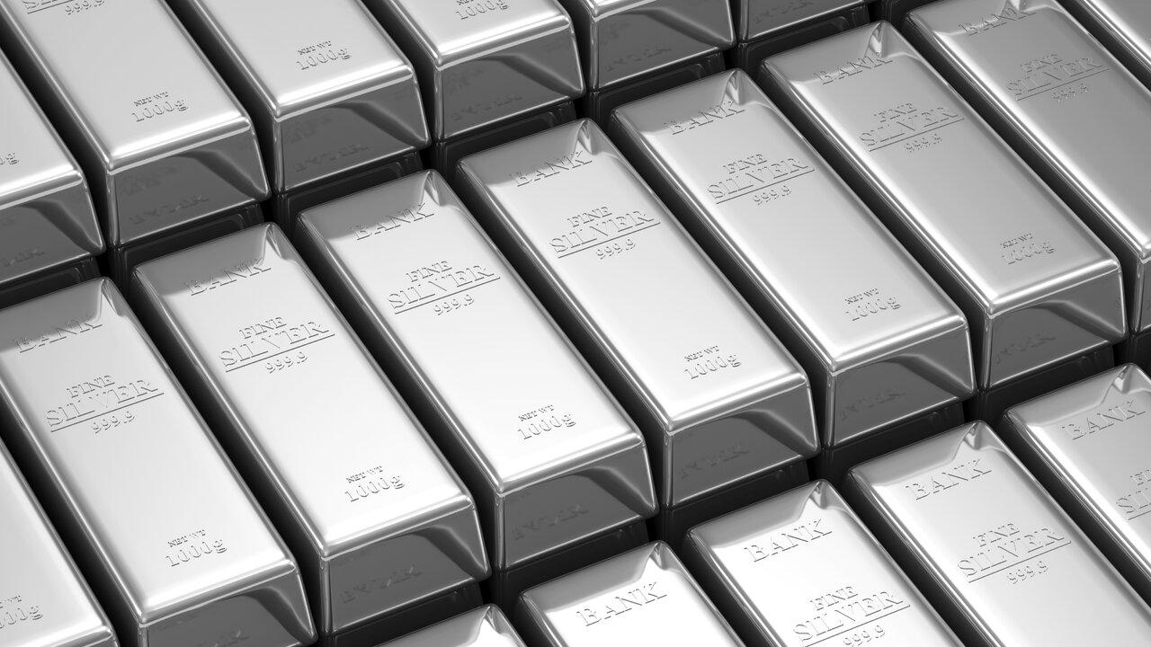 silver - råvara