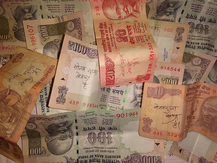 USD/INR logs in four-day losing streak amid ray of optimism from India