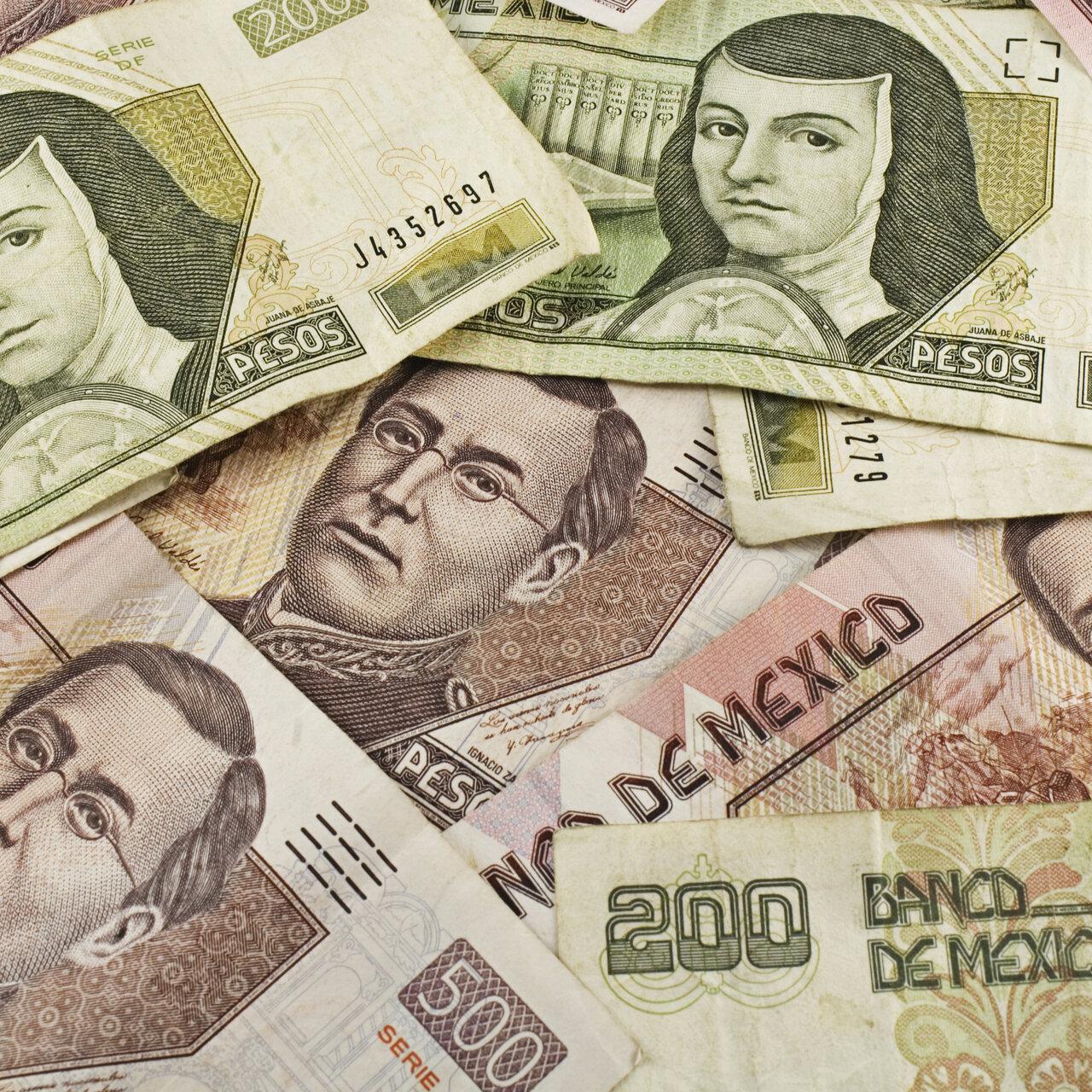 Usd Mxn Price Ysis Mexican Peso