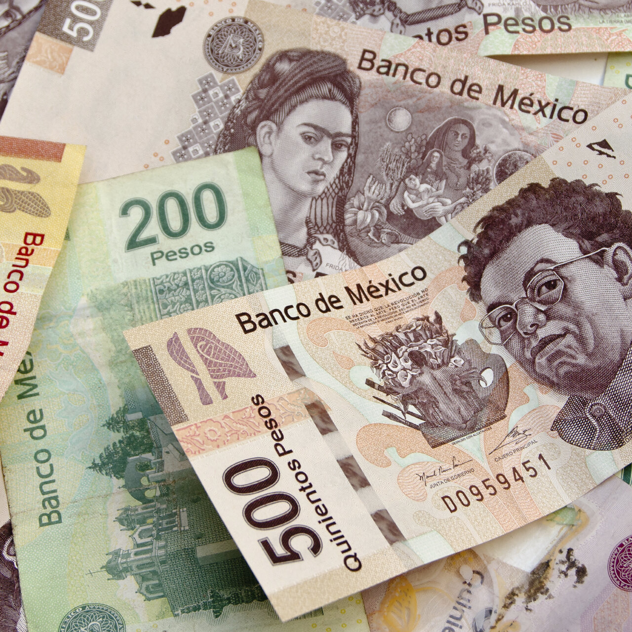 Usd Mxn Drops To 18 98 And Heads For