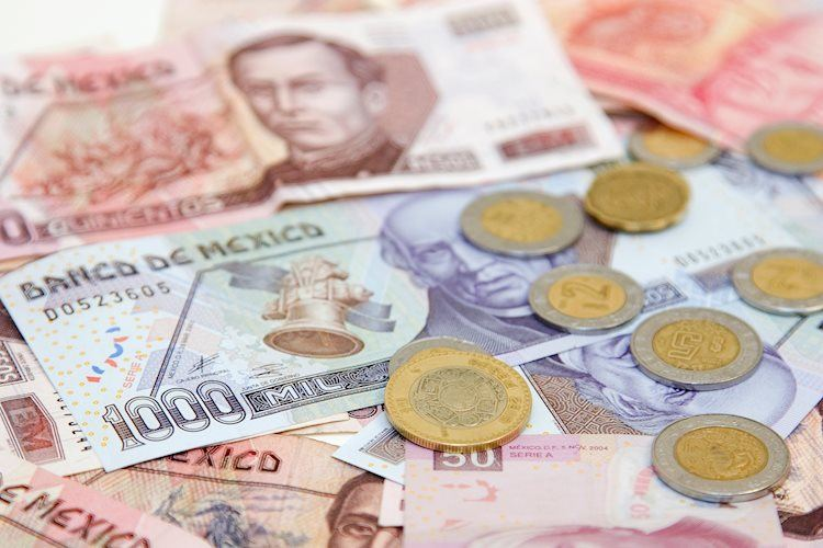 Usd Mxn Rises Further To 24 61 Mexican