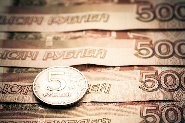 USD/RUB leaps to 3-day highs beyond 74.00