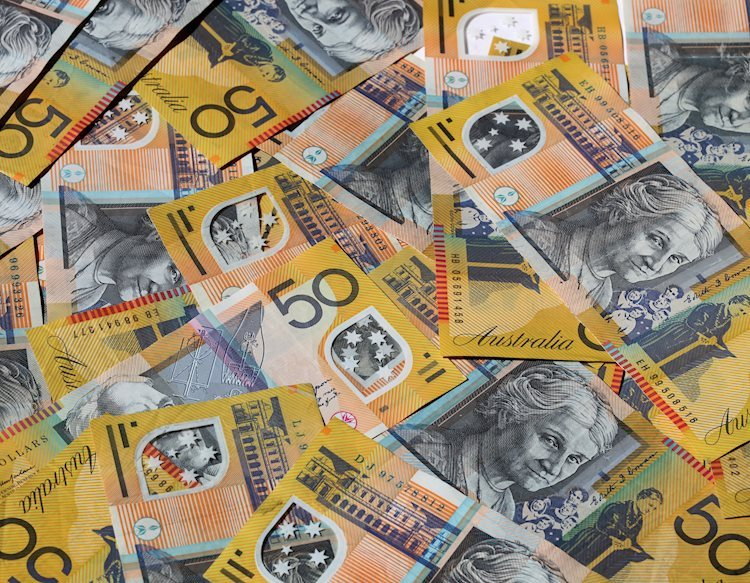 AUD/USD consolidates daily gains, trades below 0.7900