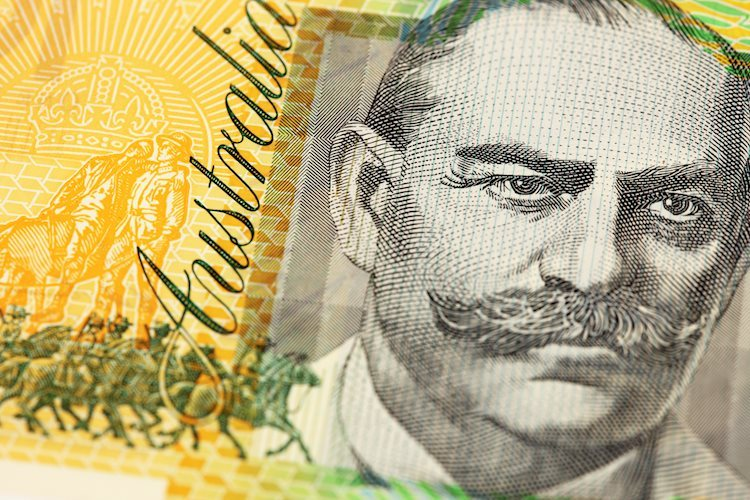 AUD/USD: Bears flexing muscles around 0.7700 amid virus, stimulus concerns