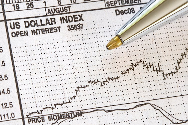 US Dollar Index challenges daily lows near 91.20
