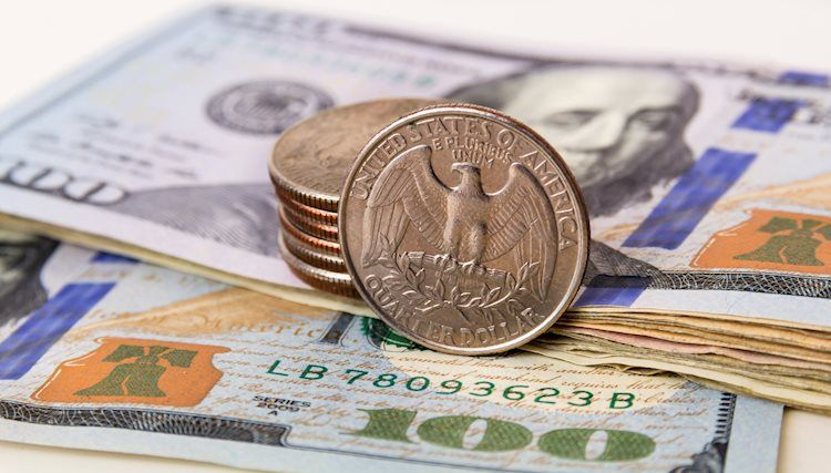 Tuesday's doji probes DXY bulls near two-month top