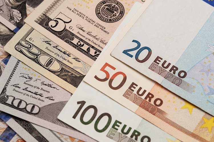 EUR/USD is hovering around 1.1750 after hitting a fresh September low of 1.1719 as the second coronavirus wave in Europe keeps the shared currency und