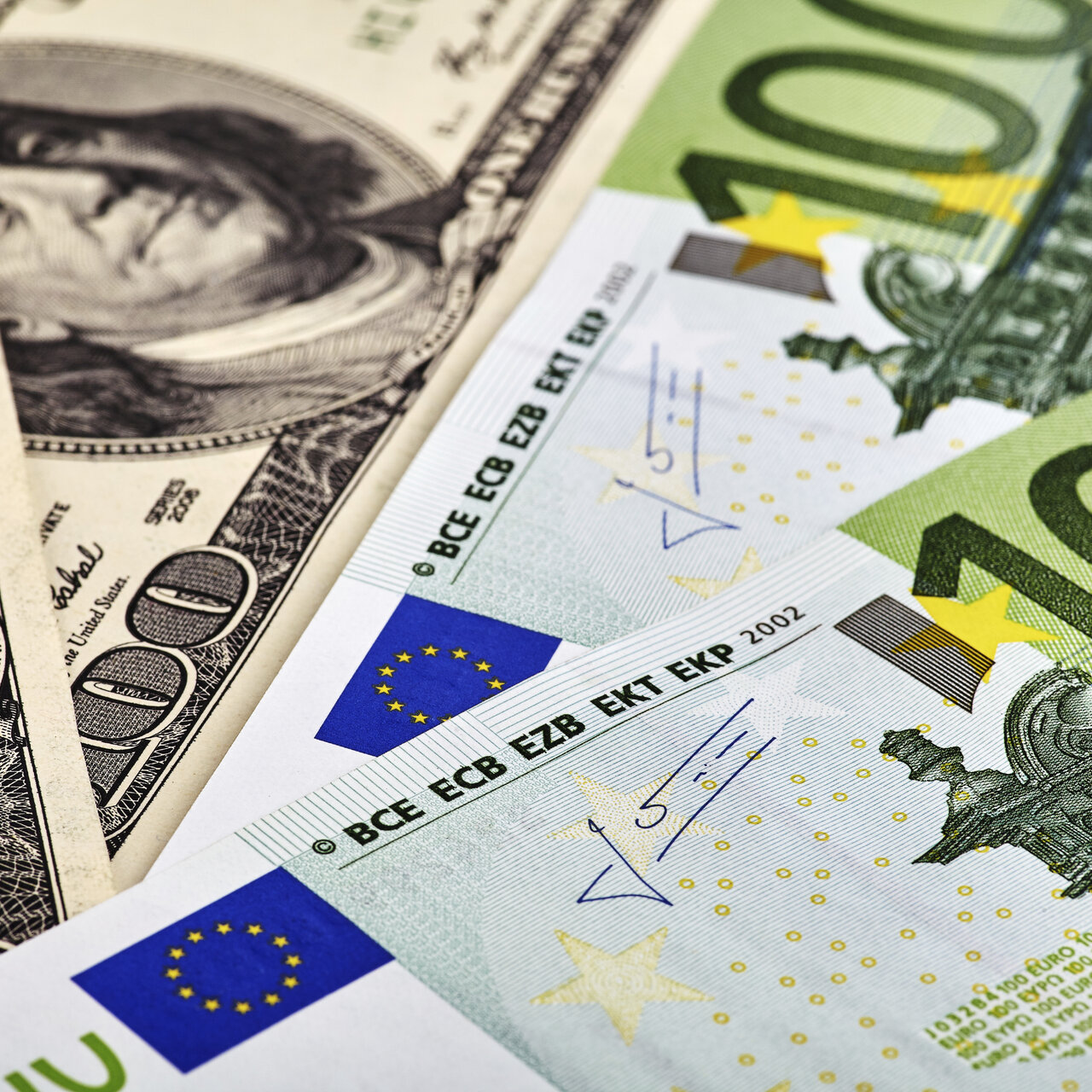 Eur Usd Hits Three Month Highs Above 1
