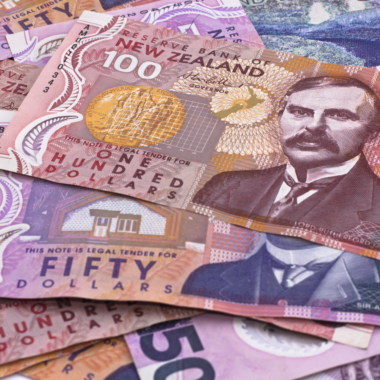 Nzd Usd Remains On The Front Foot Above