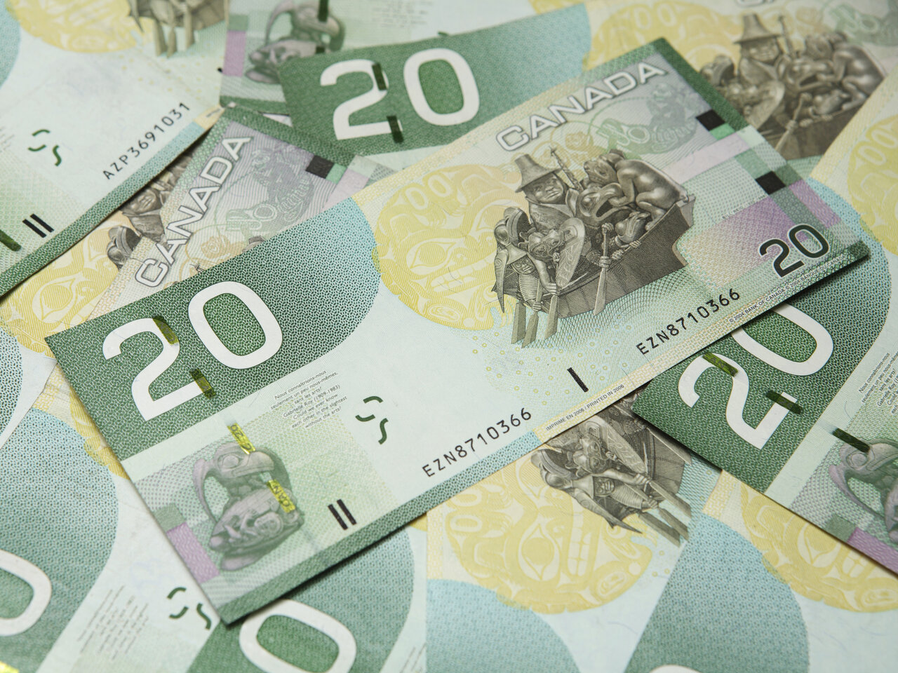 Usd Cad Jumps To 1 4100 As Boc S