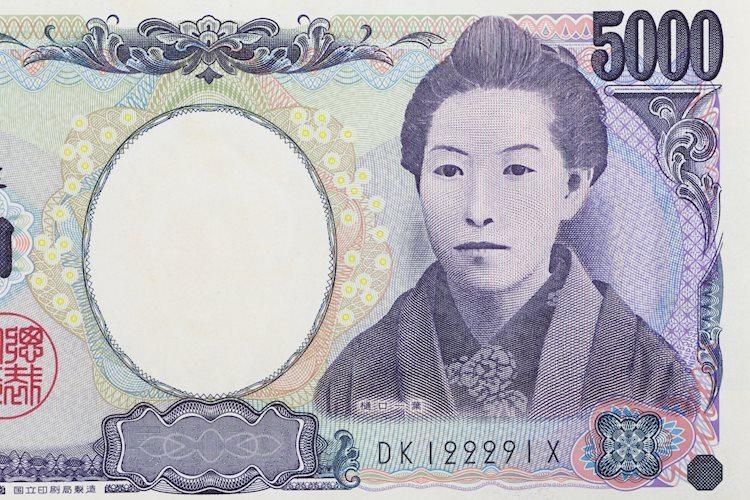 close up bank note of japanese 5000 yen 44653096 Large