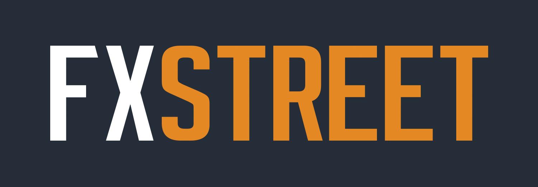 Logo FXStreet Blue Background