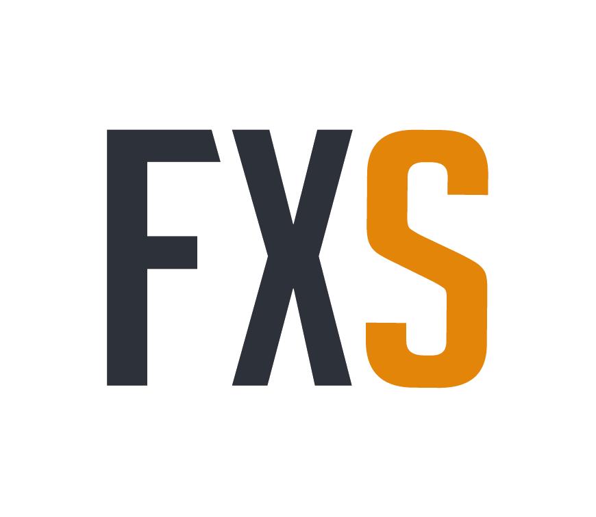 Logo Social Media FXStreet White Background